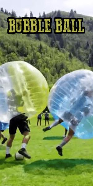 bubble ball skaraborg
